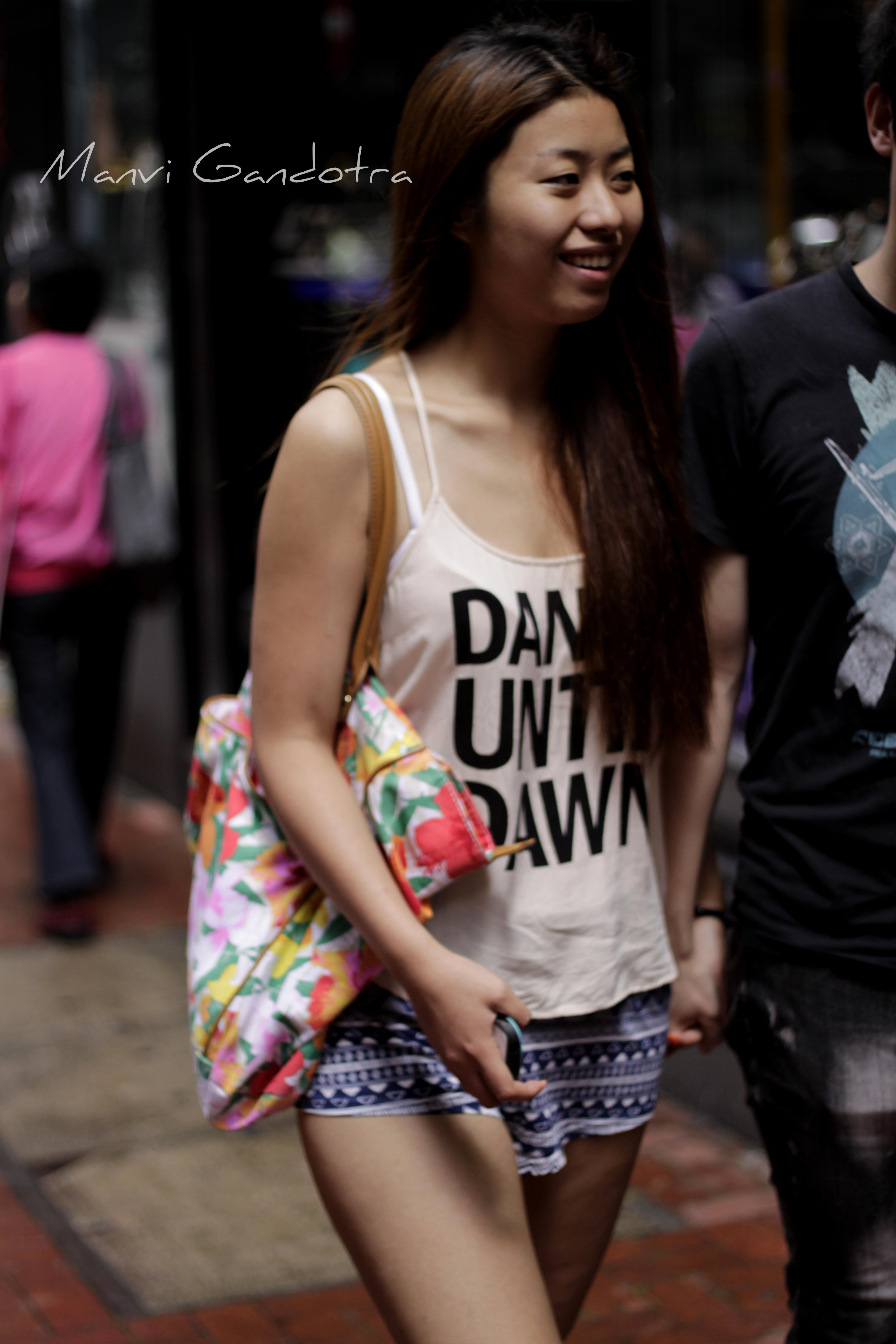 hong kong street fashion