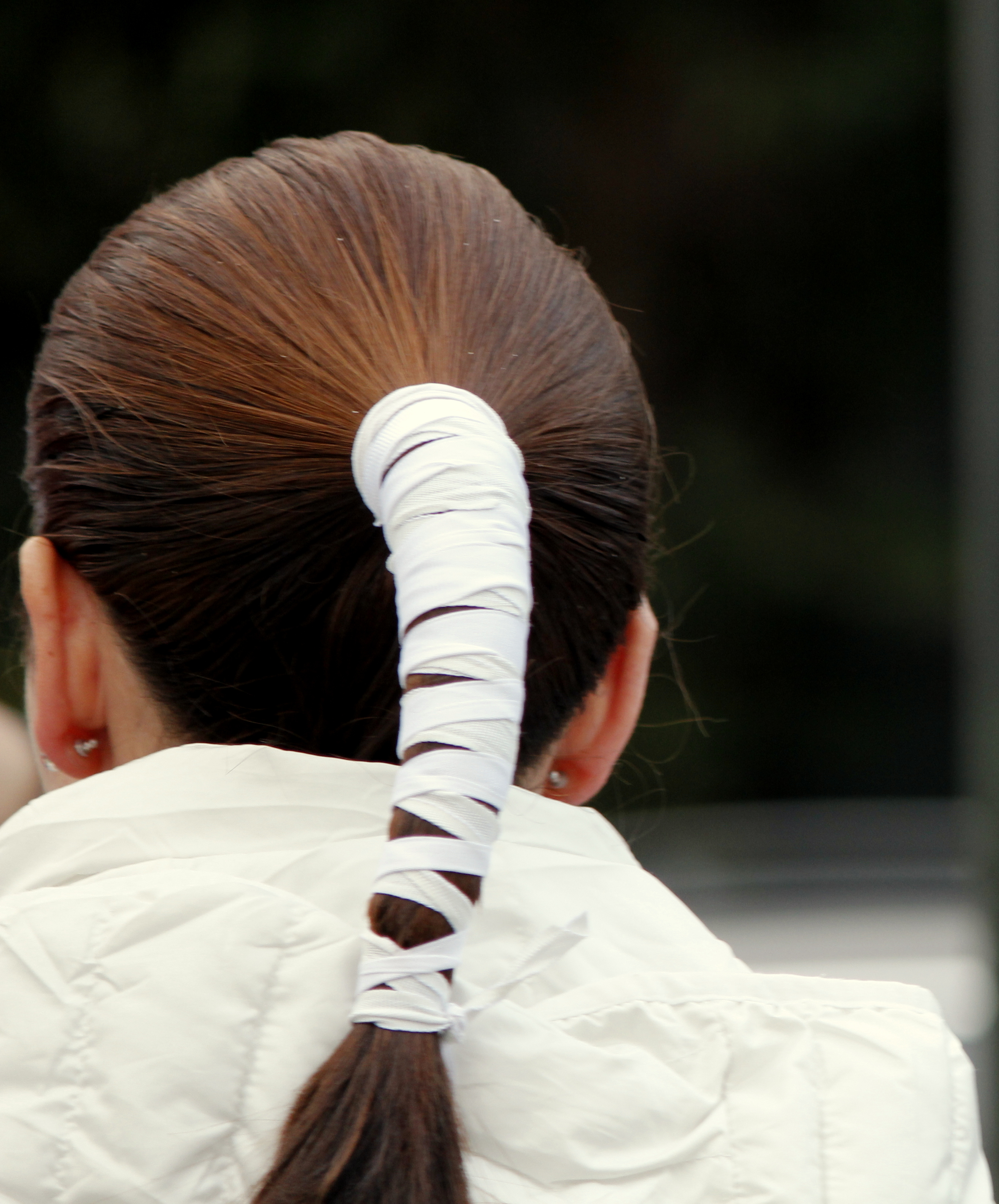 Sporty Hairstyle